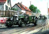 Puzzles Le Mans RC