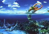 Puzzle gratuit Sirènes