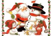Puzzle Joyeux Noël