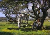 Puzzle Nantucket - Théodore ROBINSON
