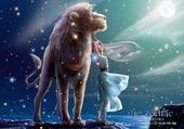 Puzzle Le zodiac LION