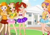 Puzzle gratuit les filles
