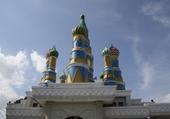 mosquée en indonesie