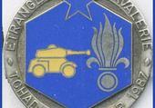 Puzzles Légion Etrangère  1° REC