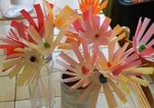 Puzzle bouquet fleuri