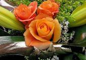 Puzzle en ligne coeur de fleur