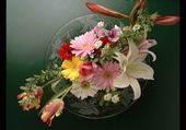 Puzzle en ligne composition florale