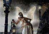 Puzzle Ange de la nuit