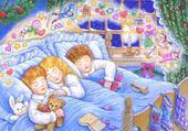 Jeu puzzle dodo beaux petits anges