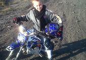 Jeux de puzzle : lenny moto cross