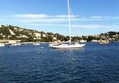 Puzzle voilier Villefranche sur mer