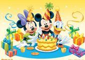 Puzzle gratuit bon anniversaire !