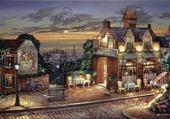 Puzzle ville