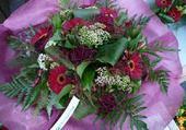 Puzzle joli bouquet