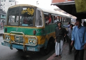 Puzzles transport au Bangladesh