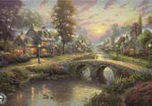 Jeu puzzle the village 2