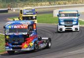 Jeux de puzzle : championat d europe de camions
