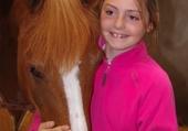 Puzzle moi et luc a guilers equitation