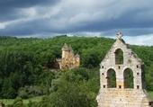 Puzzle Ruine sur château