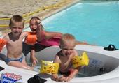 Puzzle Puzzle les enfants dans la piscine