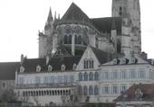 Puzzle la cathédrale d' Auxerre