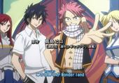 Puzzles fairy tail