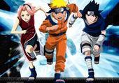 Jeu puzzle Naruto