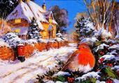Puzzle en ligne neige