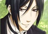 Puzzle Sebastian (Black Butler)
