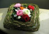 Puzzles composition florale