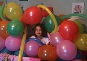 Puzzle gratuit la fête des ballons