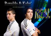Puzzle Cristiano ronaldo et Kaka