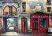 Puzzle antiquités
