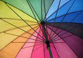 Puzzle parapluie
