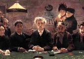 Puzzle le tripot - J.E.Buland