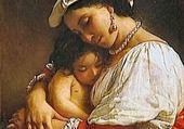 Puzzle Mère et enfant - Léon Bonnat