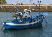 Puzzle gratuit Bateau de pêche