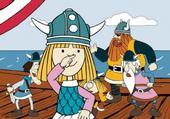 Puzzle Vic le Viking