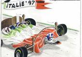 Puzzle caricatures F1