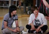 Puzzle Kim Hyung Joong &  Lee Min Ho