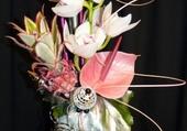 Puzzle en ligne art floral