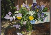 Puzzle fleurs des champs-hélène repnine