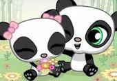 Puzzle Puzzles petits panda
