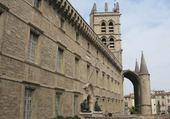 Puzzle Cathédrale de Montpellier
