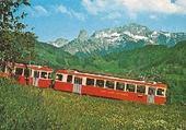 Jeu puzzle Train