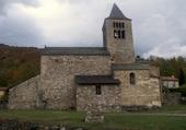 Puzzle gratuit Eglise romane
