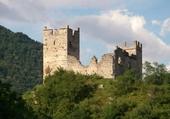 Jeux de puzzle : Chateau Cathare