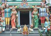 Puzzle temple hindou