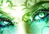 Puzzle gratuit yeux  vert