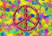 Puzzle peace & love